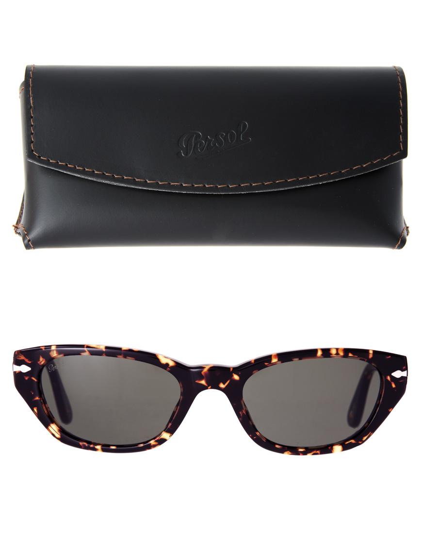 Persol cat eye frame sunglasses Cheap Fake vDqco2J