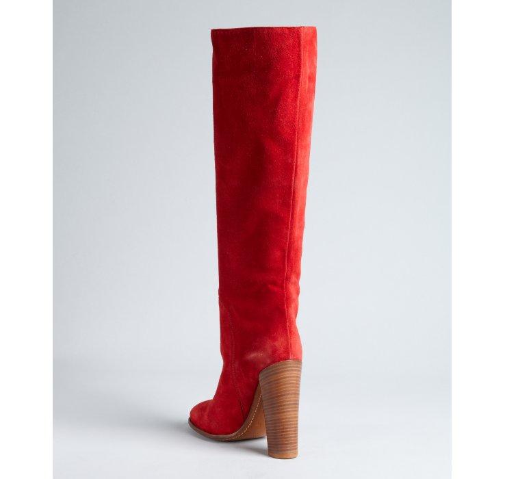 Céline Suede Boots qhXj1gR1