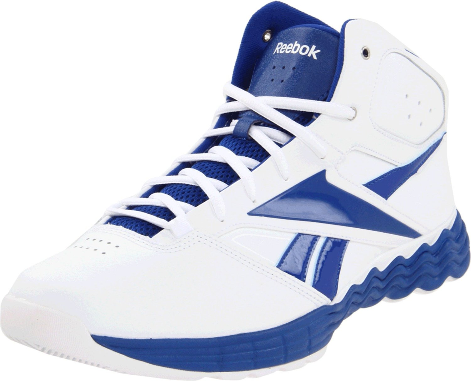 Reebok Reebok Mens Thermalvibe Basketball Shoe in Blue for ...