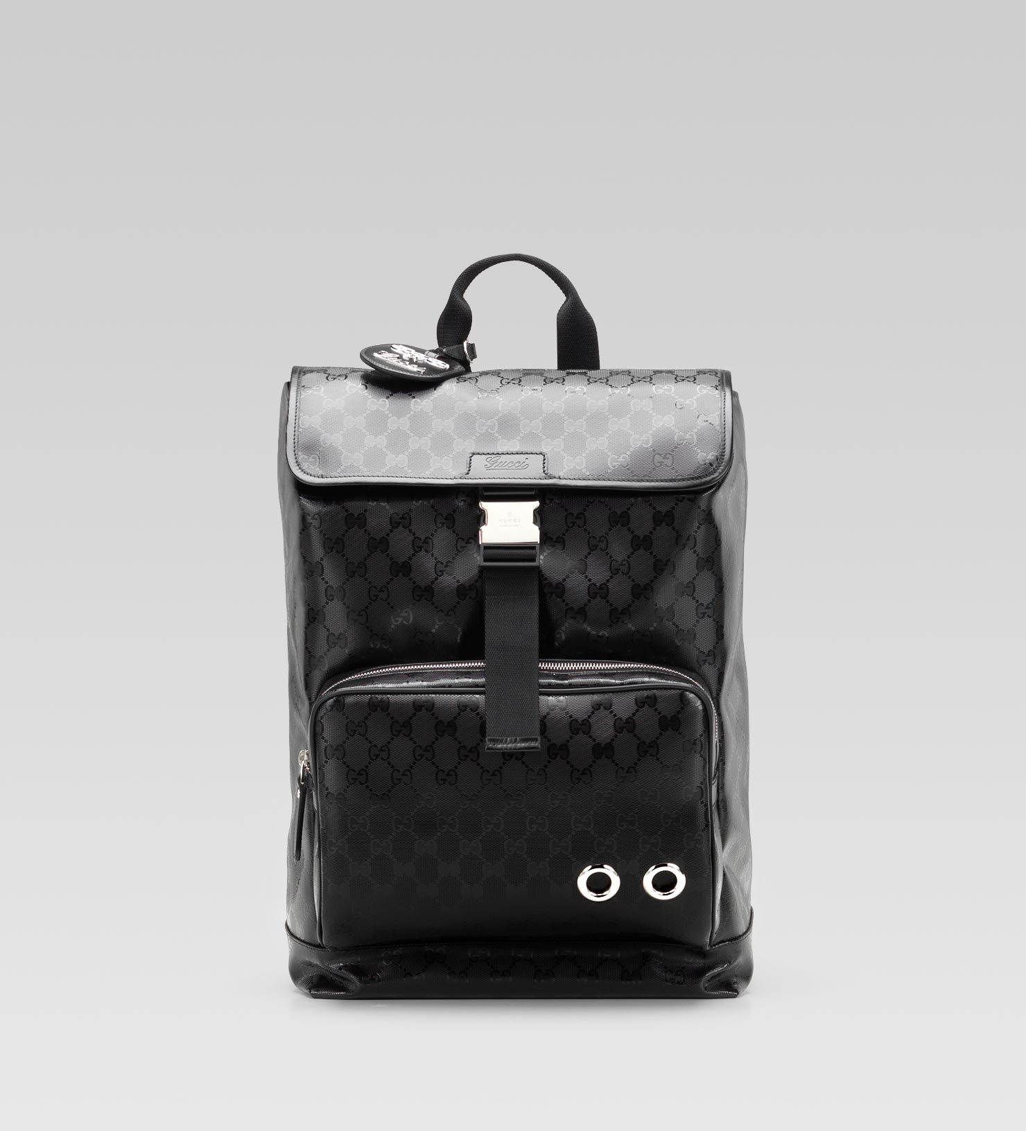 Lyst Gucci Backpack In Black For Men