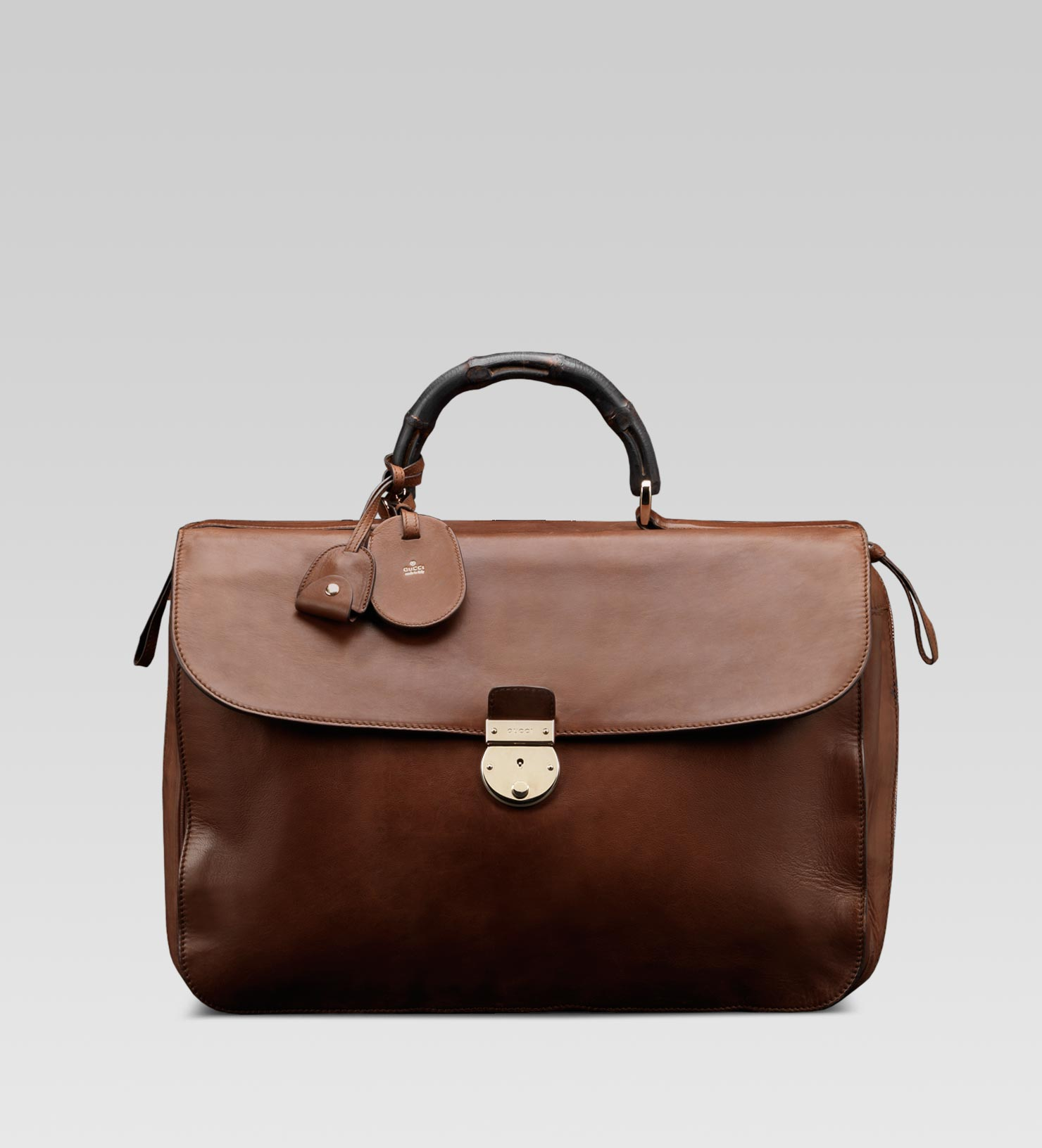 Lyst - Gucci Briefcase in Brown for Men f93936d8c3d38