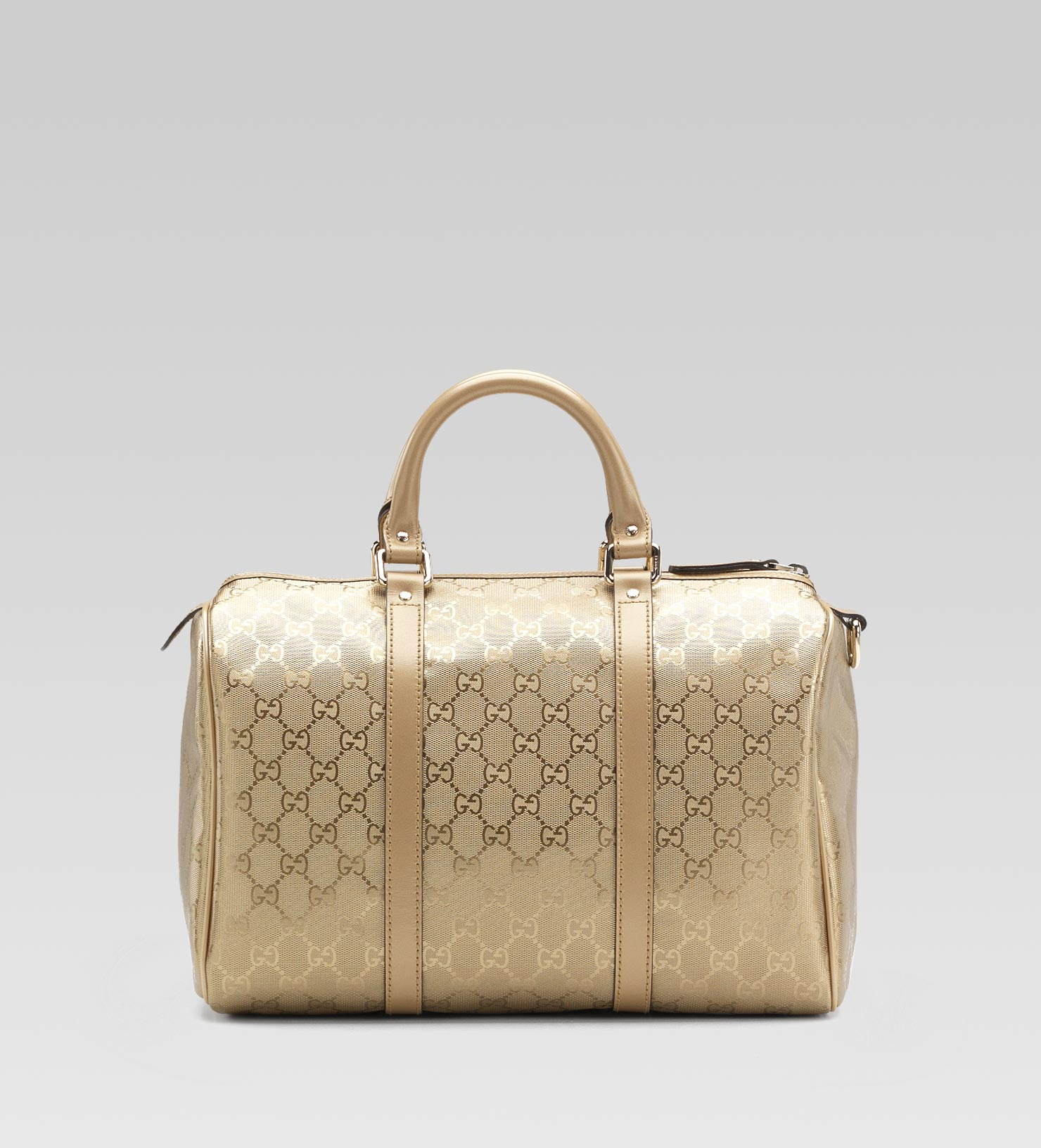 54a5de19512 Lyst - Gucci Joy Boston Bag in Pink