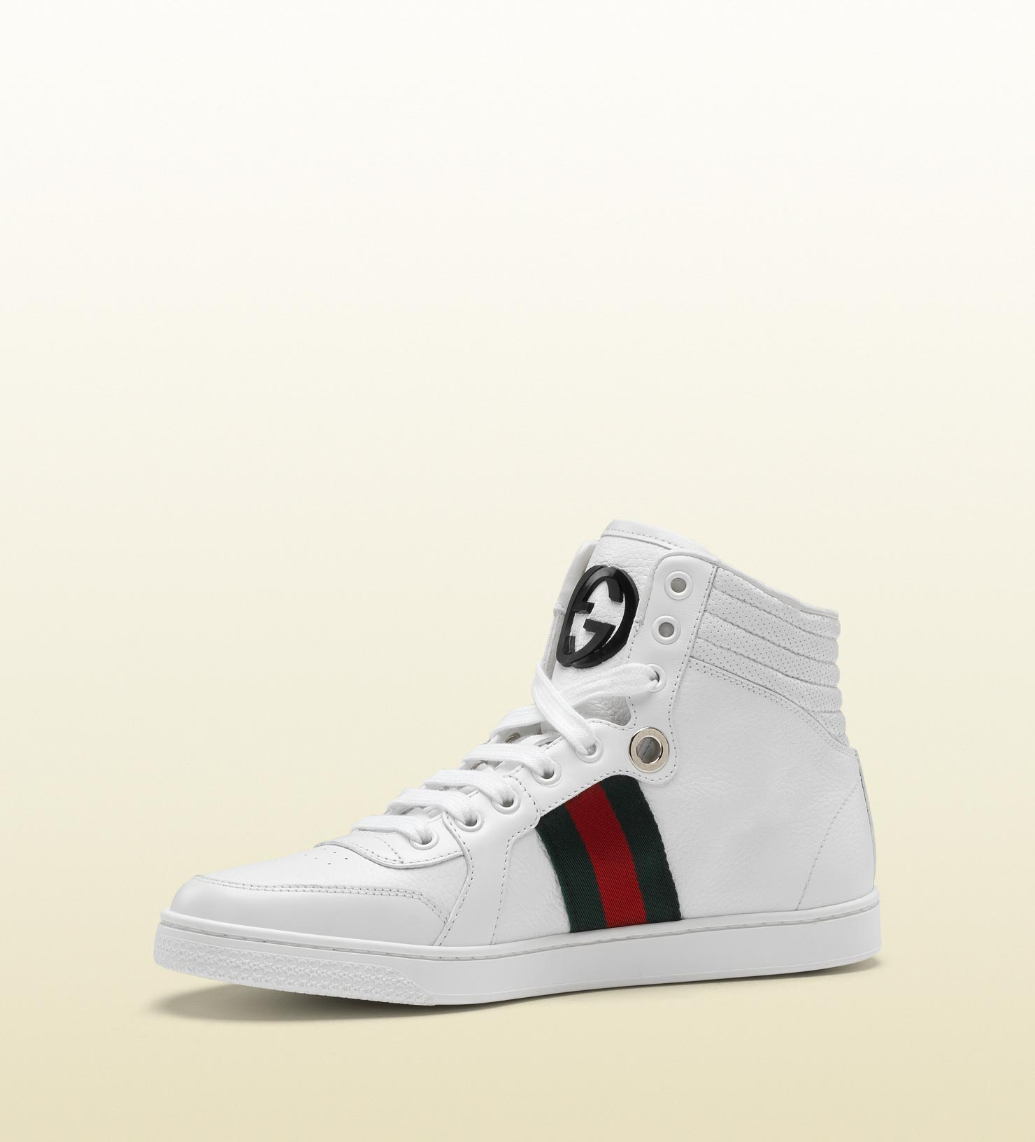 Red And Green Gucci Shoes
