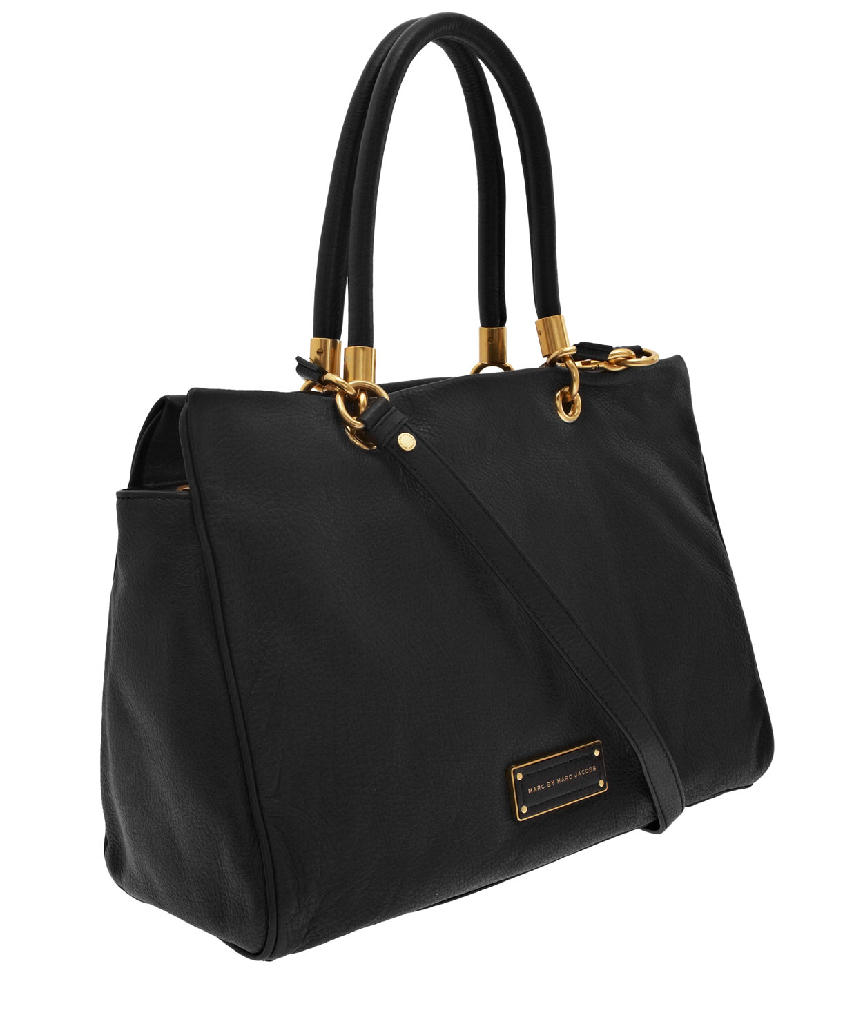 Marc By Marc Jacobs Black Too Hot To Handle Tote Bag