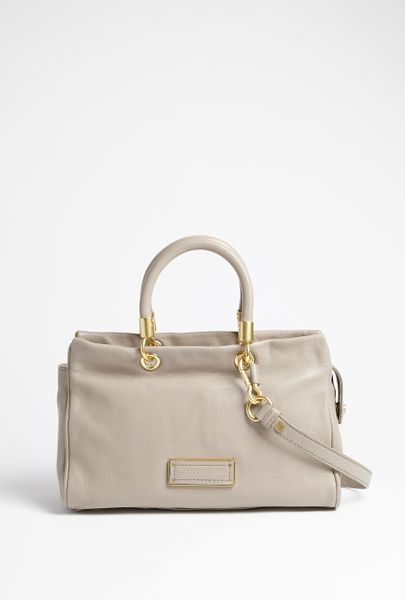 Marc By Marc Jacobs Grey Too Hot To Handle Tote in Beige (grey)