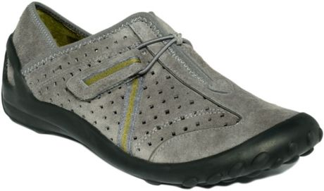 Clarks Privo Tequini Athletic Shoes in Gray (grey