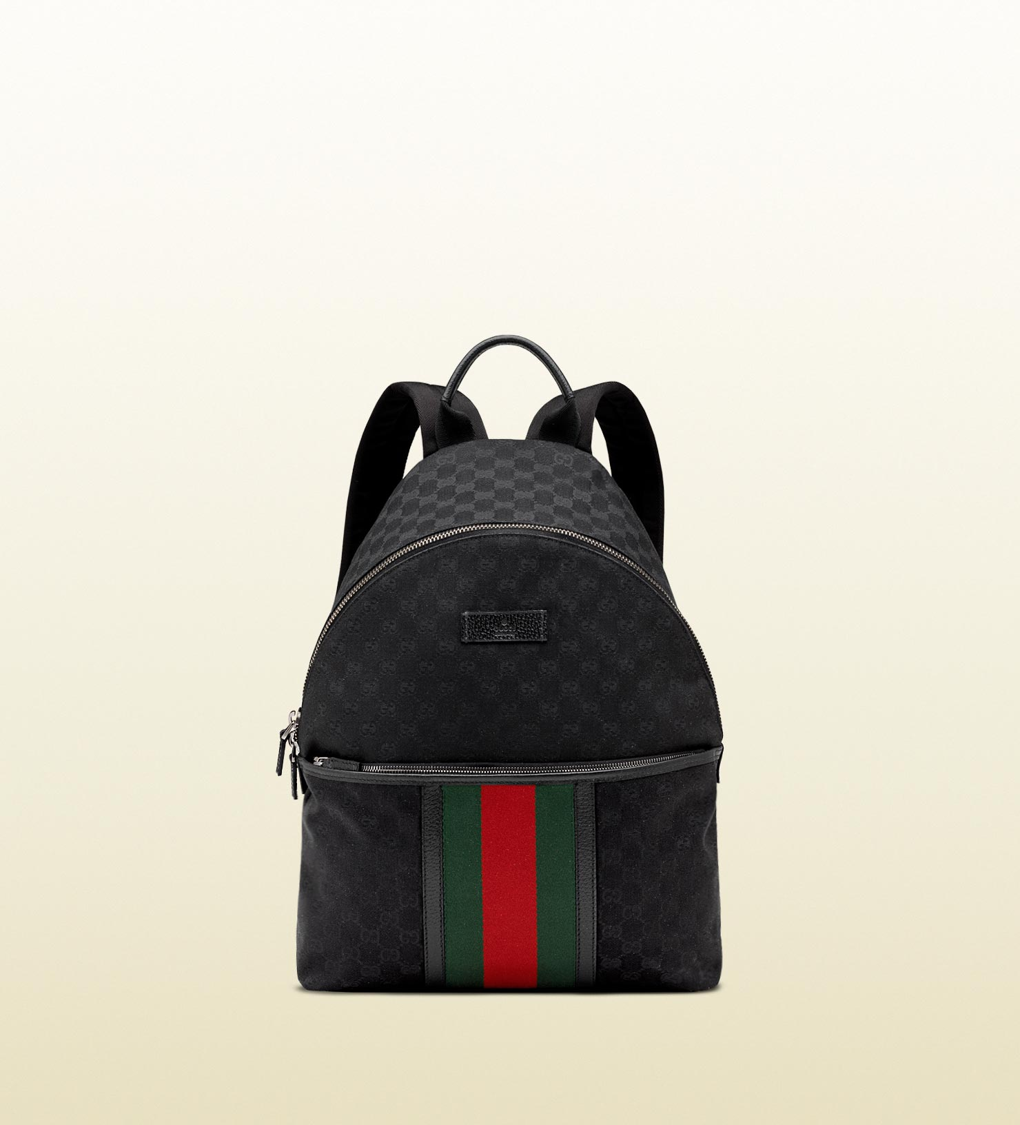 9e2bf3377 Gucci Original Gg Canvas Backpack in Black for Men - Lyst