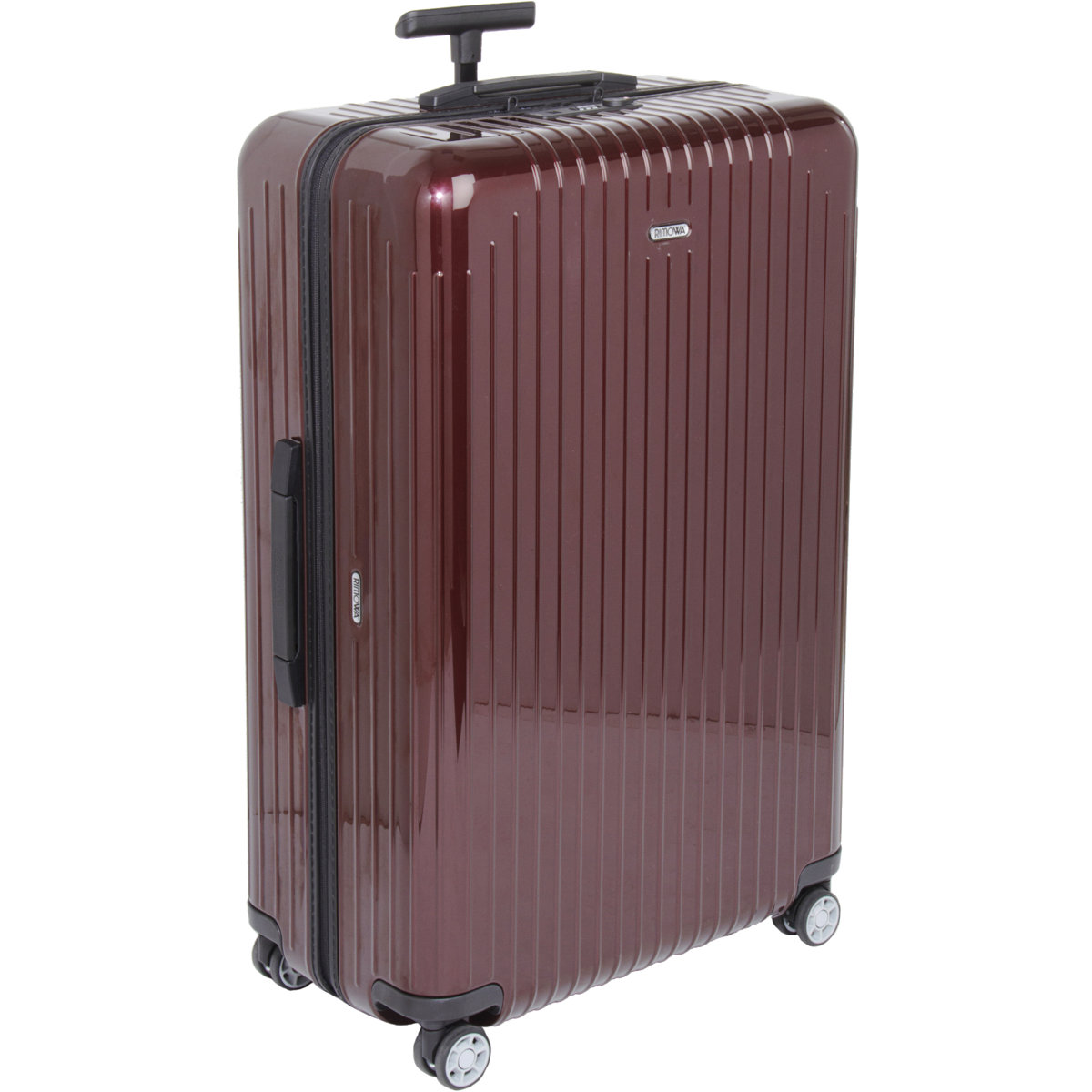 rimowa 29 salsa air multiwheel cabin trolley iata in red. Black Bedroom Furniture Sets. Home Design Ideas