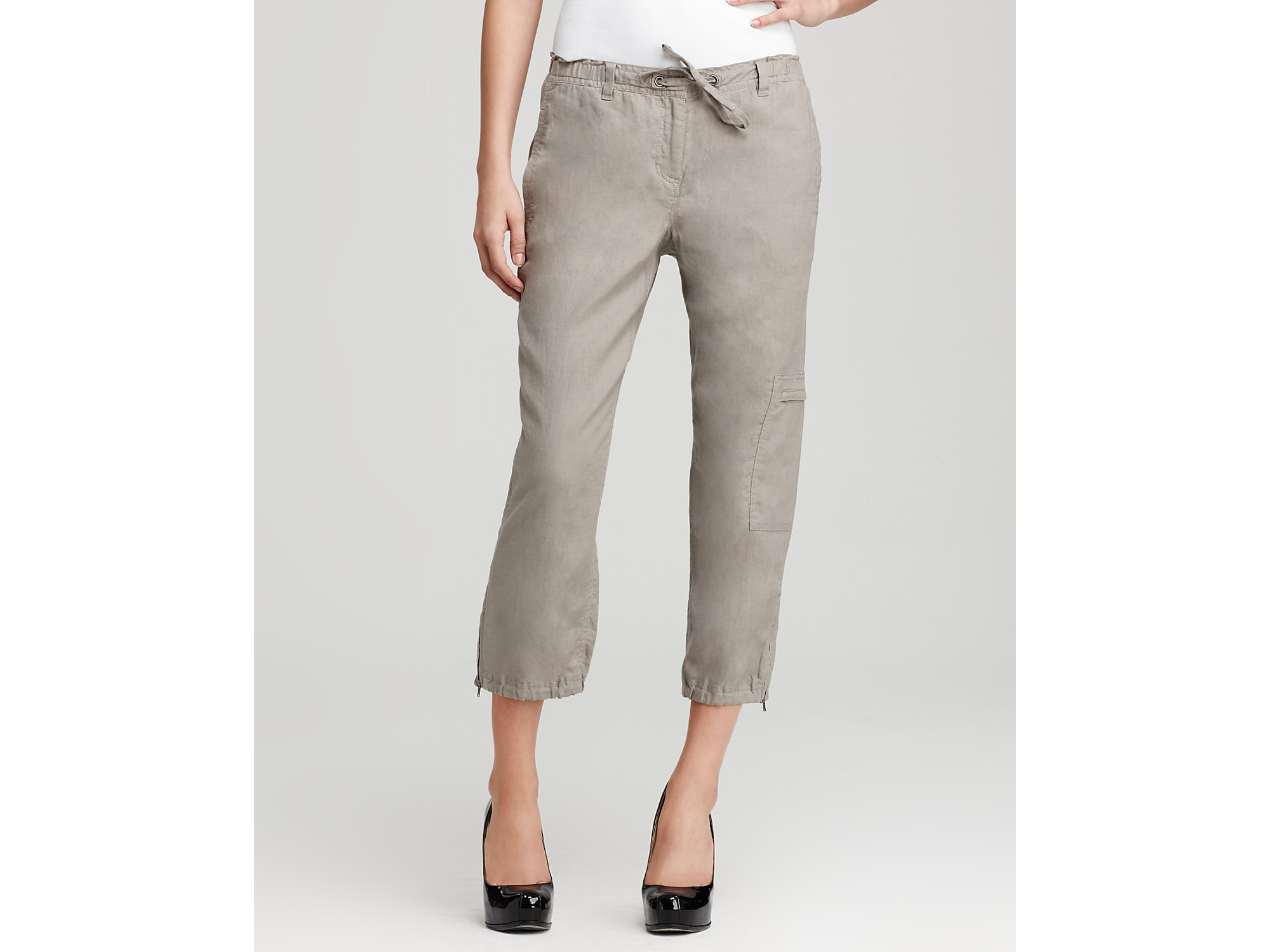 31 Popular Linen Cargo Pants Womens Playzoa Com