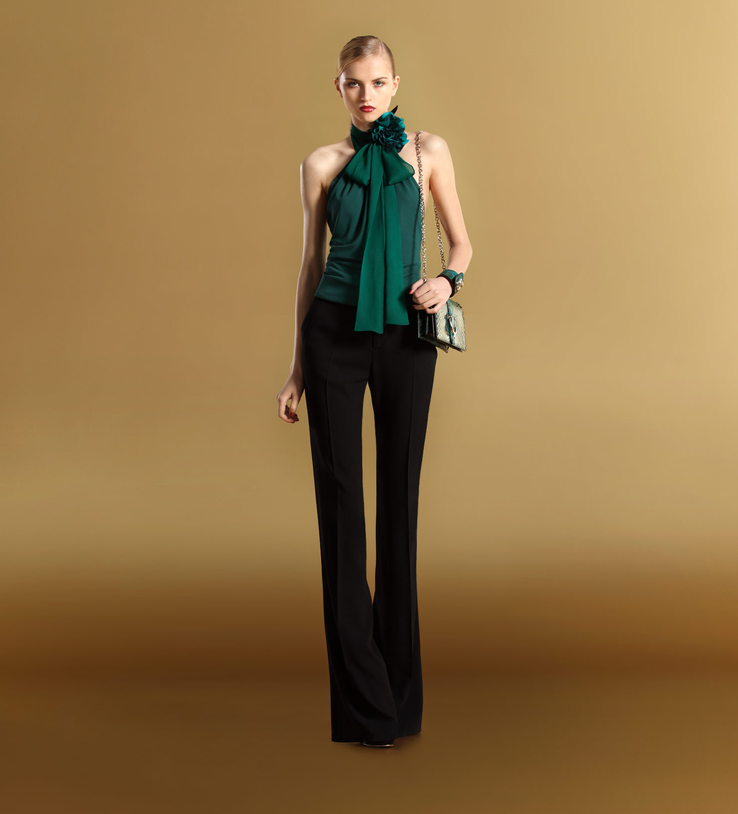 24 model gucci jumpsuit women for Luxury clothing