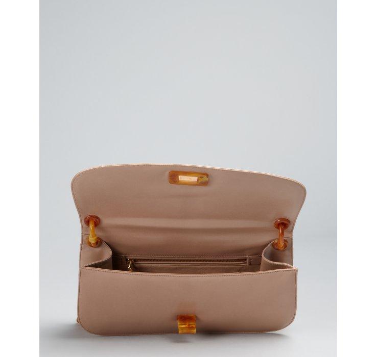prada beige leather bag 4