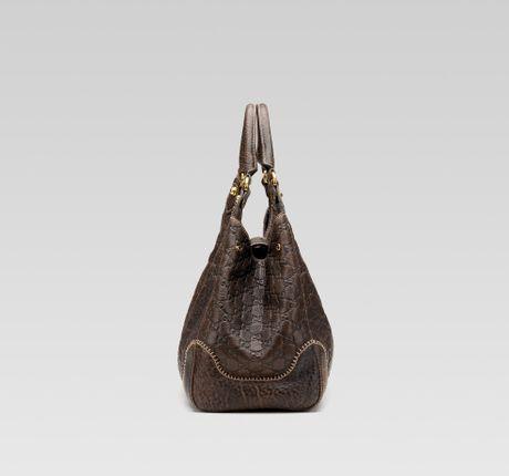 New Pelham Large Shoulder Bag Horsebit Detail 60