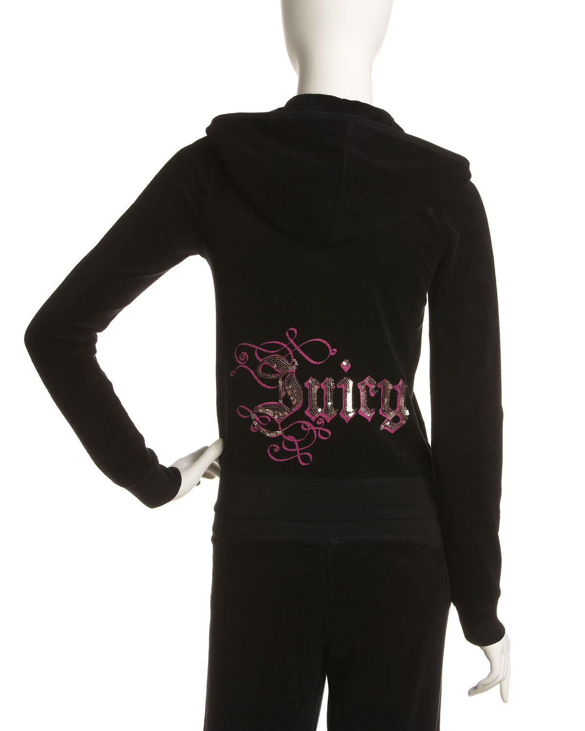 Juicy couture terry hoodie