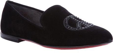Kardinale Suede Slippers In Black For Men Lyst