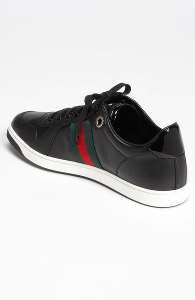 Gucci Coda Low Sneaker In Black For Men Lyst