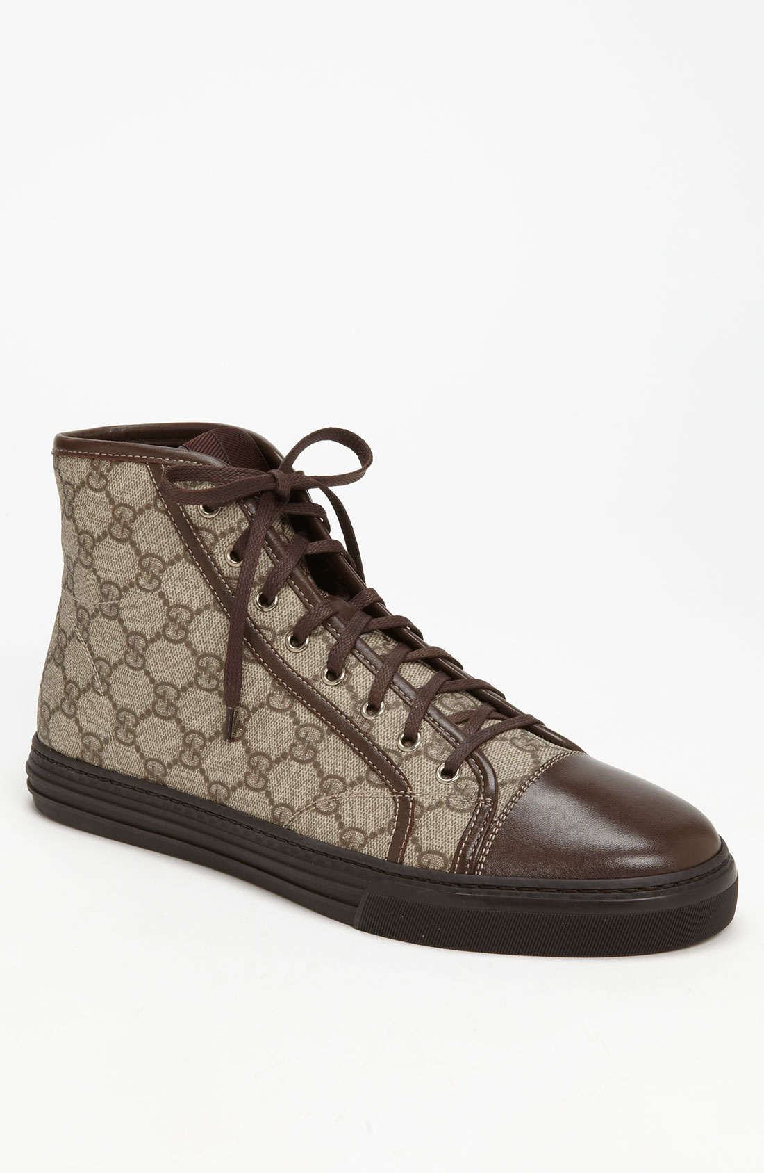 Mens Brown Gucci Shoes