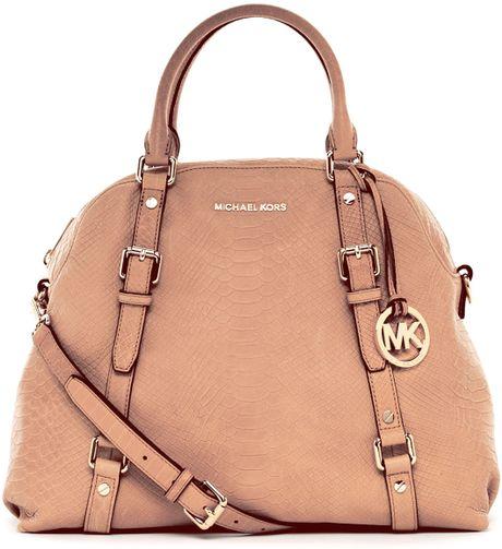 Bolsa Michael Kors Azul Marino : Bolsa michael kors medium sutton saffiano leather satchel