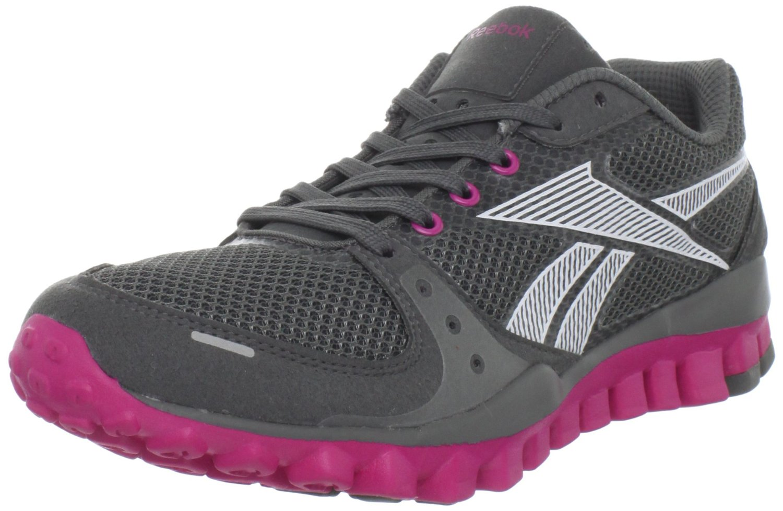 Grey Reebok Shoes Womens Crosstraining