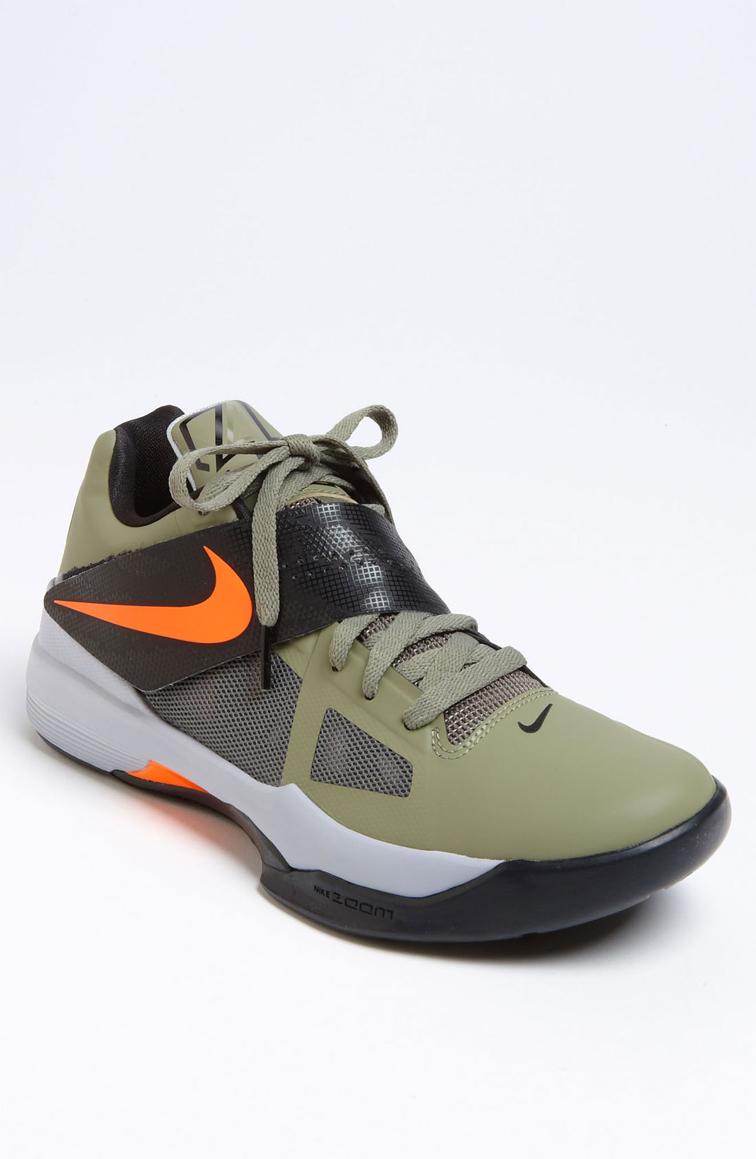 Nike Zoom Kd Iv Basketball Shoe in Green for Men (green ...