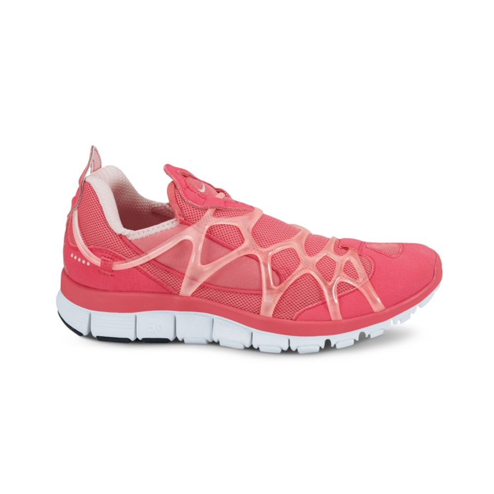 official photos 52a4a aff45 Lyst - Nike Kukini Free Sneakers in Pink