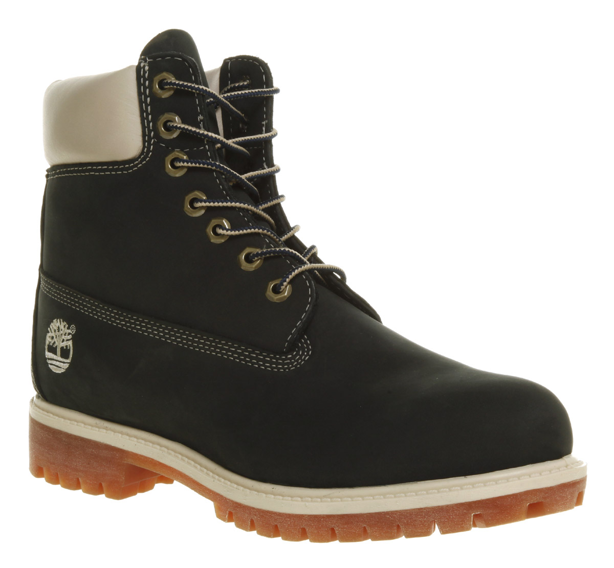 Beautiful The Lowest Price Timberland Women - Women Shoes Timberland 6-In Premium Waterproof Navy Blue Cheap