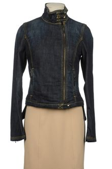 C'n'c' Costume National Denim Outerwear - Lyst