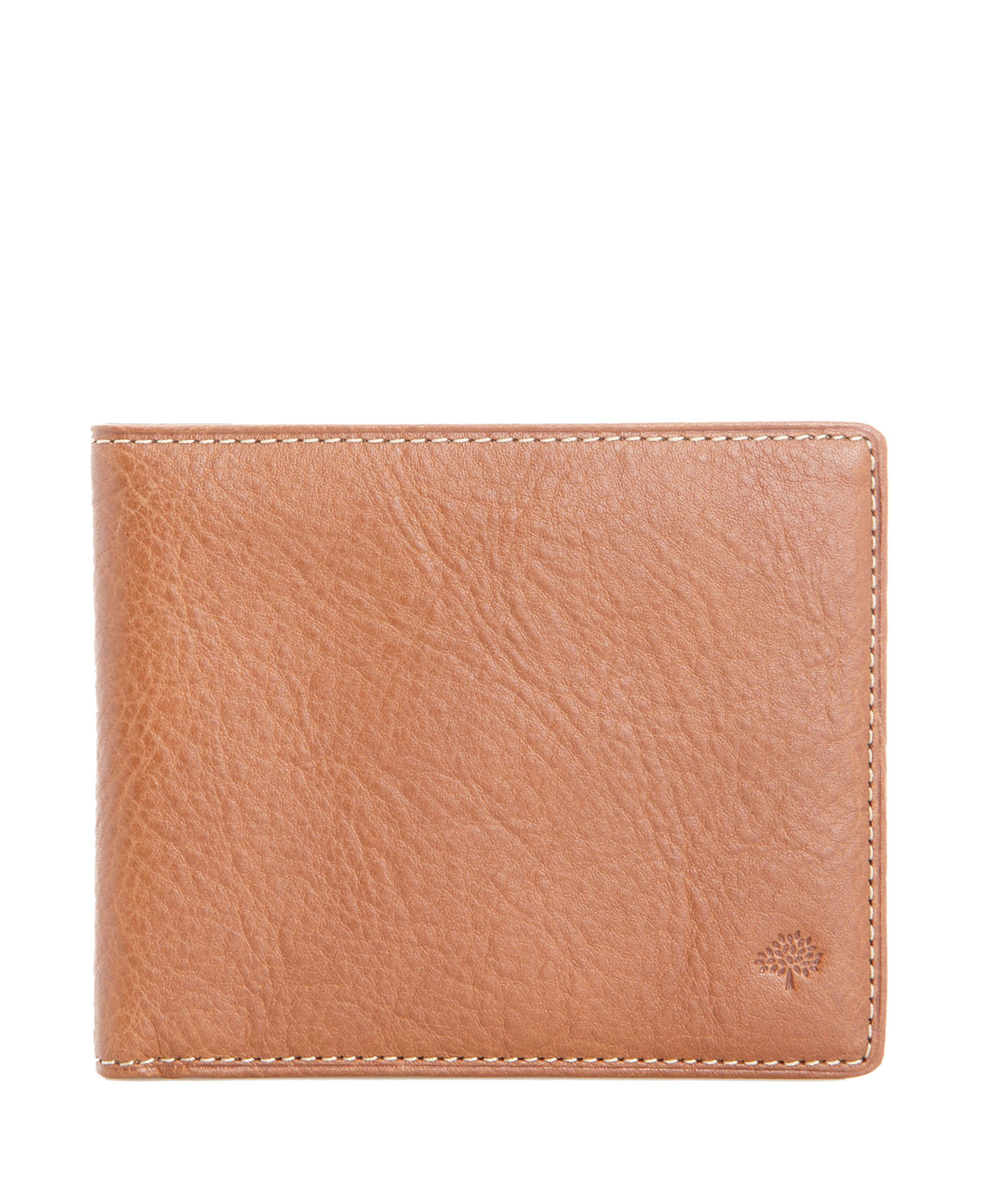 f470d0d4a28 Mulberry Tan Leather 8 Card Wallet in Orange for Men - Lyst