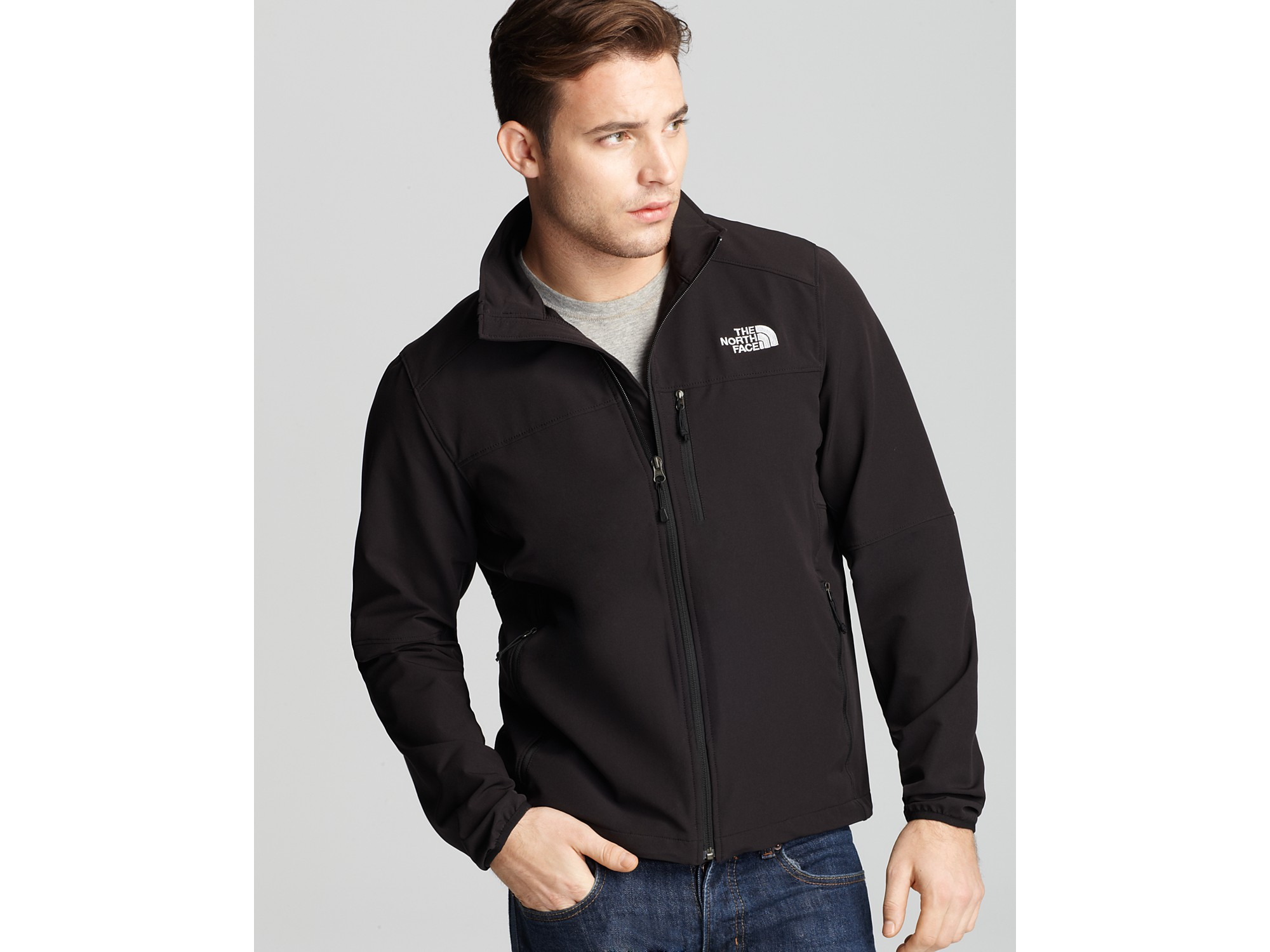 250b933703ec2 The North Face Nimble Jacket in Black for Men - Lyst