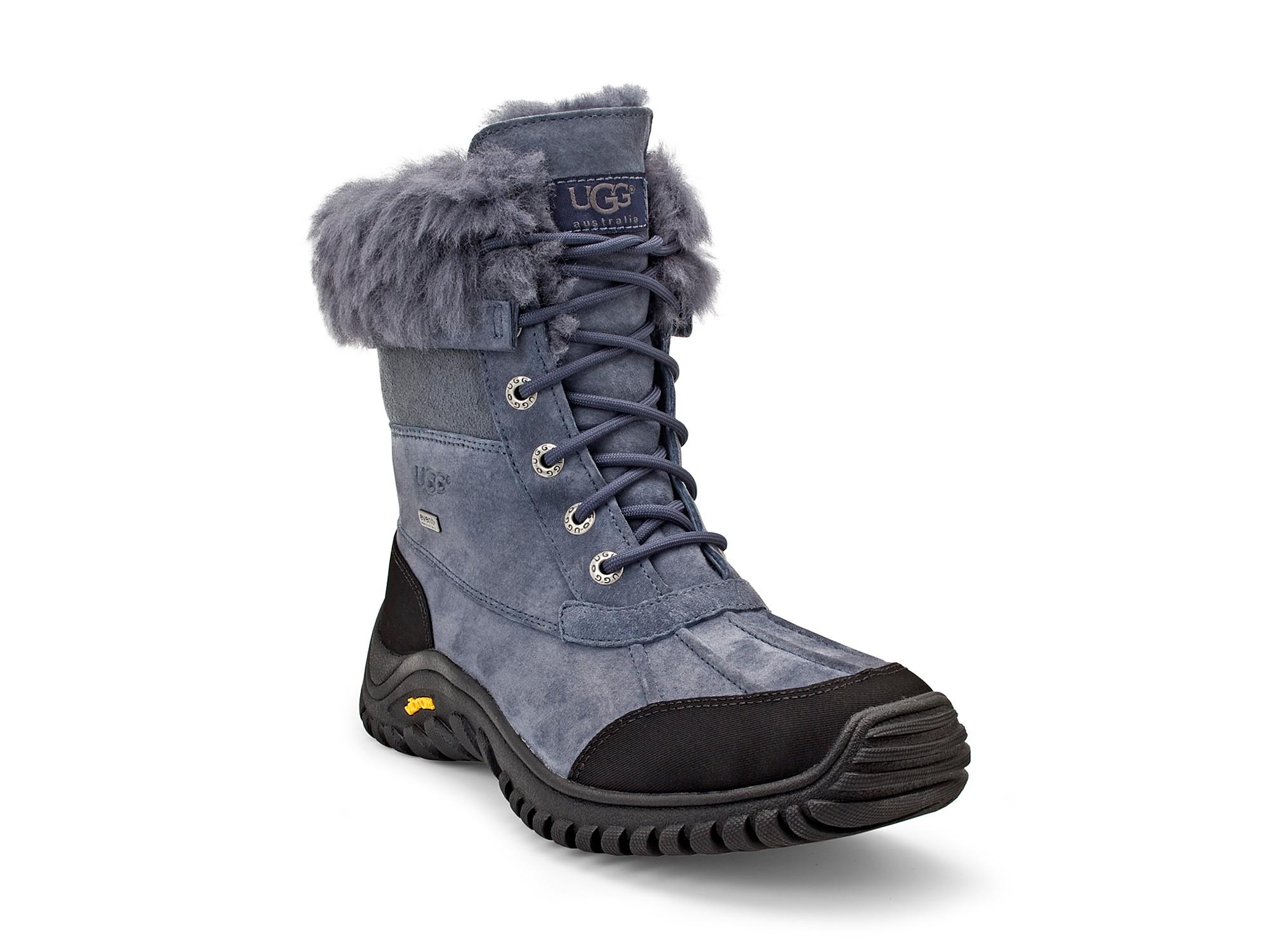 Lyst Ugg Adirondak Snow Boots In White
