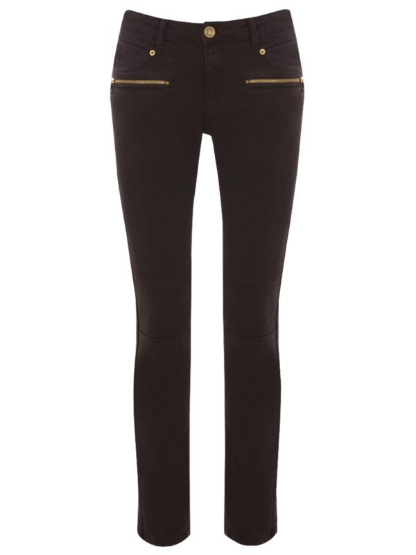 Bastyan Bastyan Skinny Jeans Mink in Brown