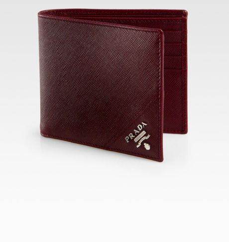 20913fe56e01d9 Red Prada Mens Wallet | Stanford Center for Opportunity Policy in ...