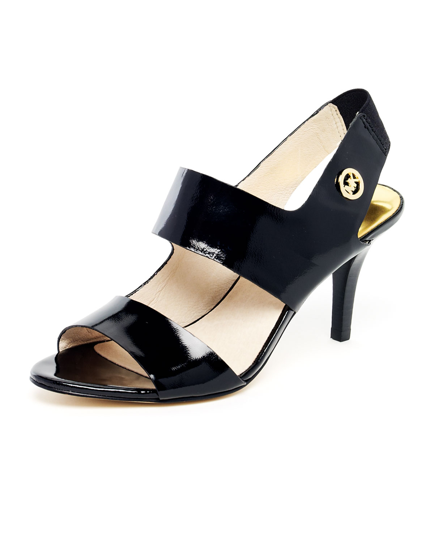 Michael Kors Rochelle Patent Leather