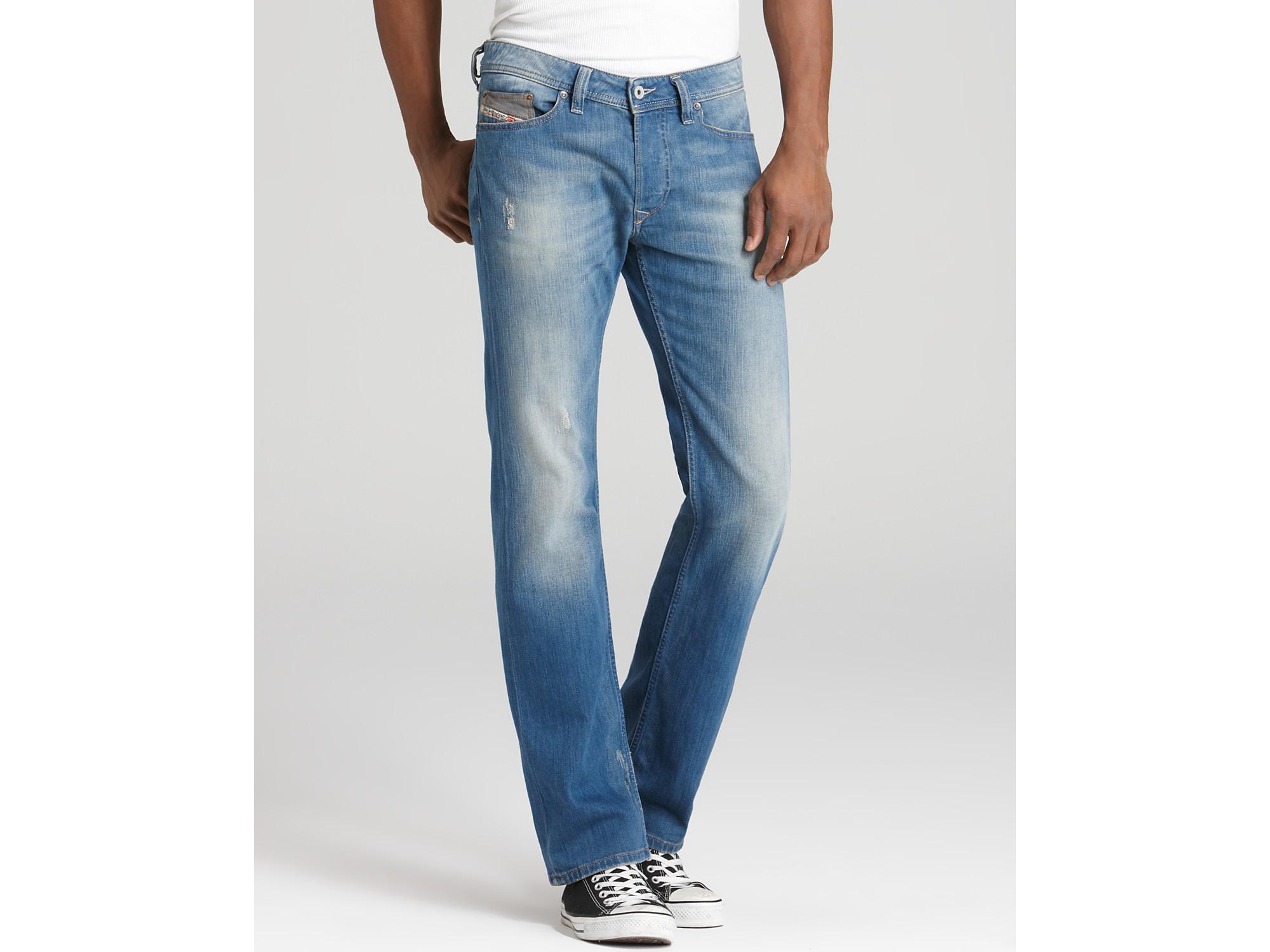 a2c68960 DIESEL Viker Jeans in 888e in Blue for Men - Lyst