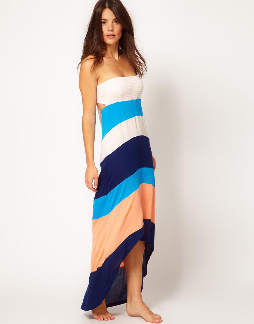 Derhy madagascar maxi dress