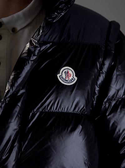08e379bae1d2 Moncler Andersen Jacket in Black for Men - Lyst