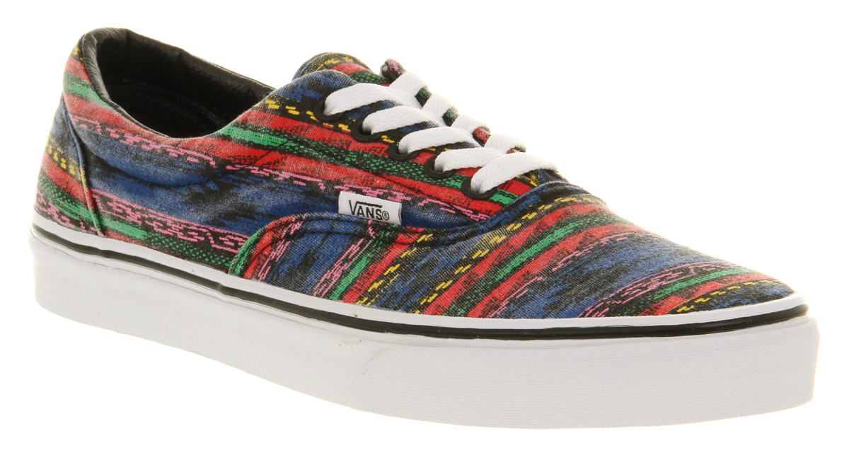 cf963c9e9cdd Lyst - Vans Era Van Doren Multi Stripes for Men