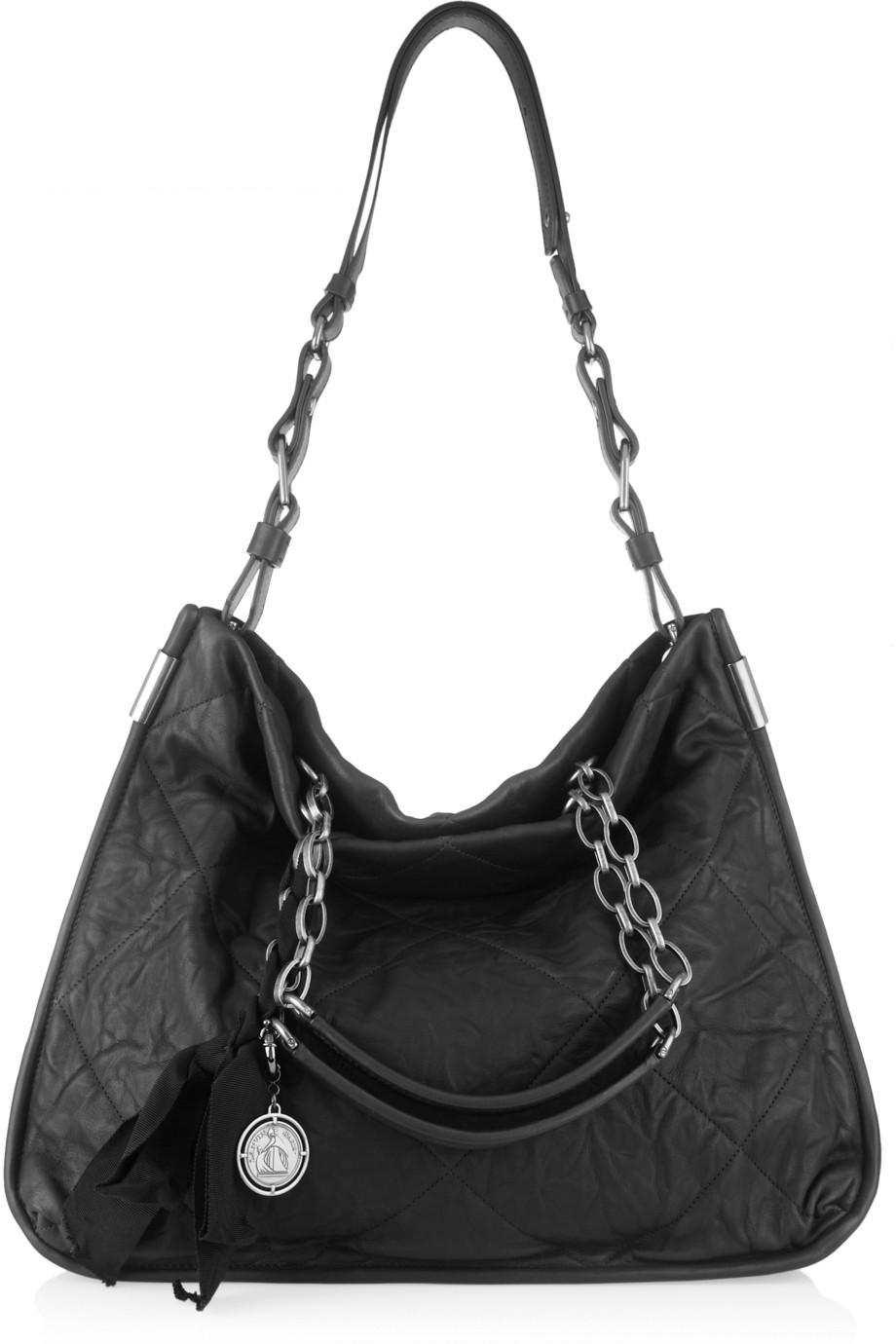Lanvin Amalia Quilted Shoulder Bag 79