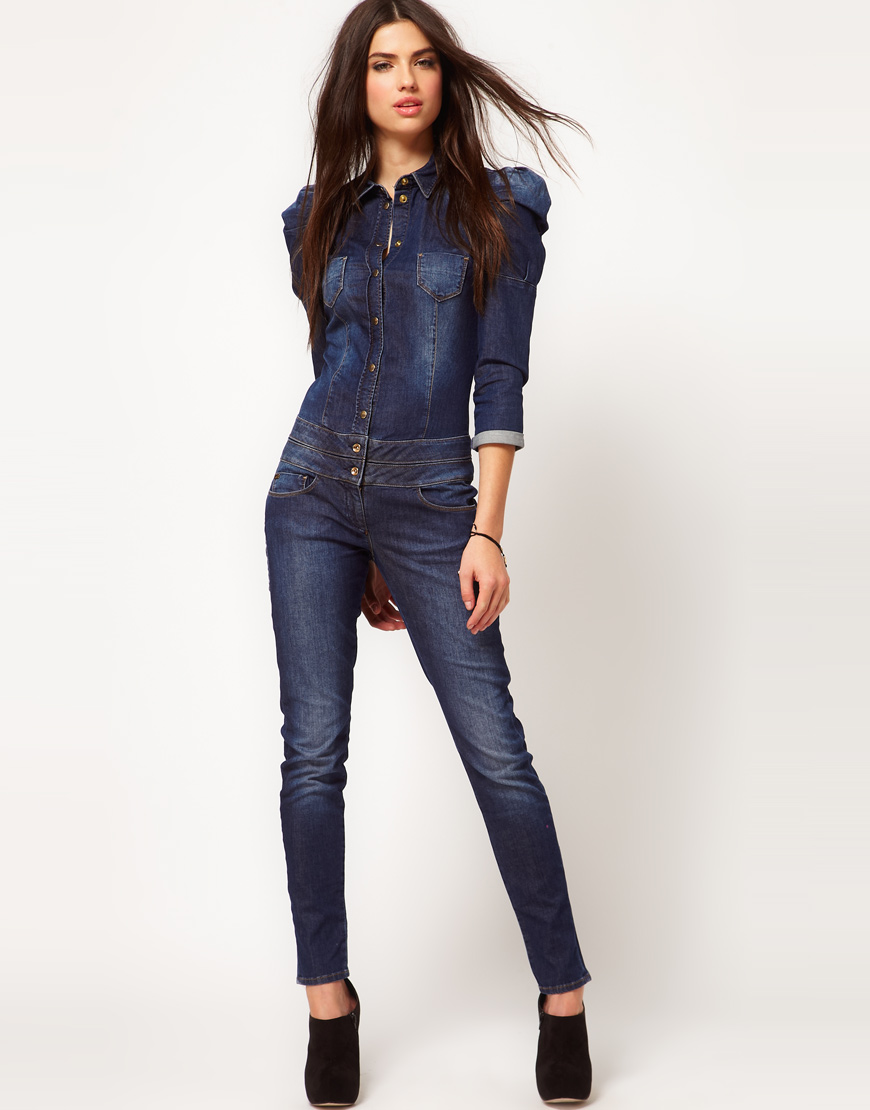 Shop for denim jumpsuit for women online at Target. Free shipping on purchases over $35 and save 5% every day with your Target REDcard.