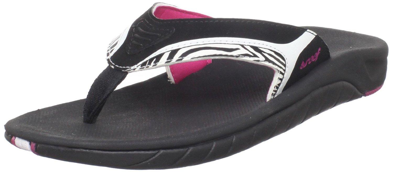 Reef Reef Womens Slap 2 Flip Flop Sandal In Black Black