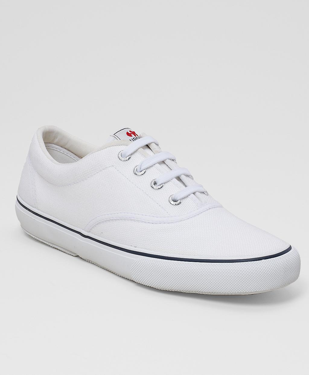 ddd3c8041d97f Lyst - Brooks Brothers Superga Exclusive Canvas Sneakers in White