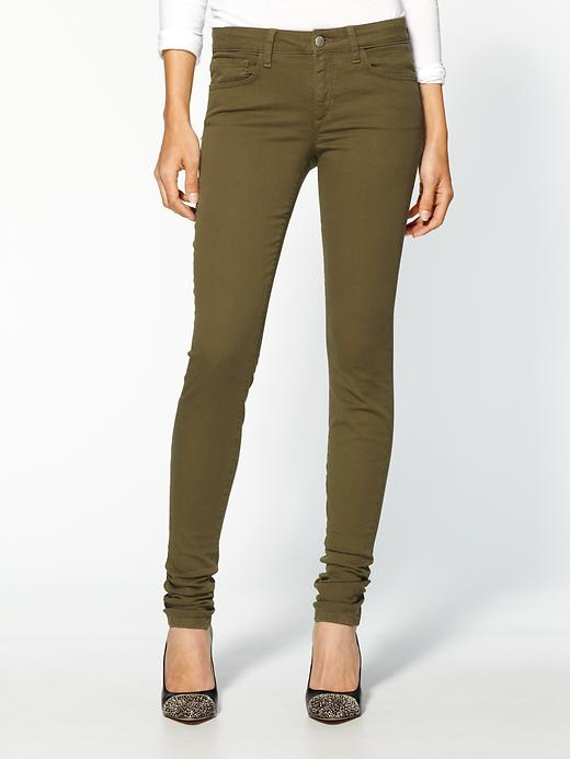 Collection Olive Green Jeans For Women Pictures - Fashion Trends ...