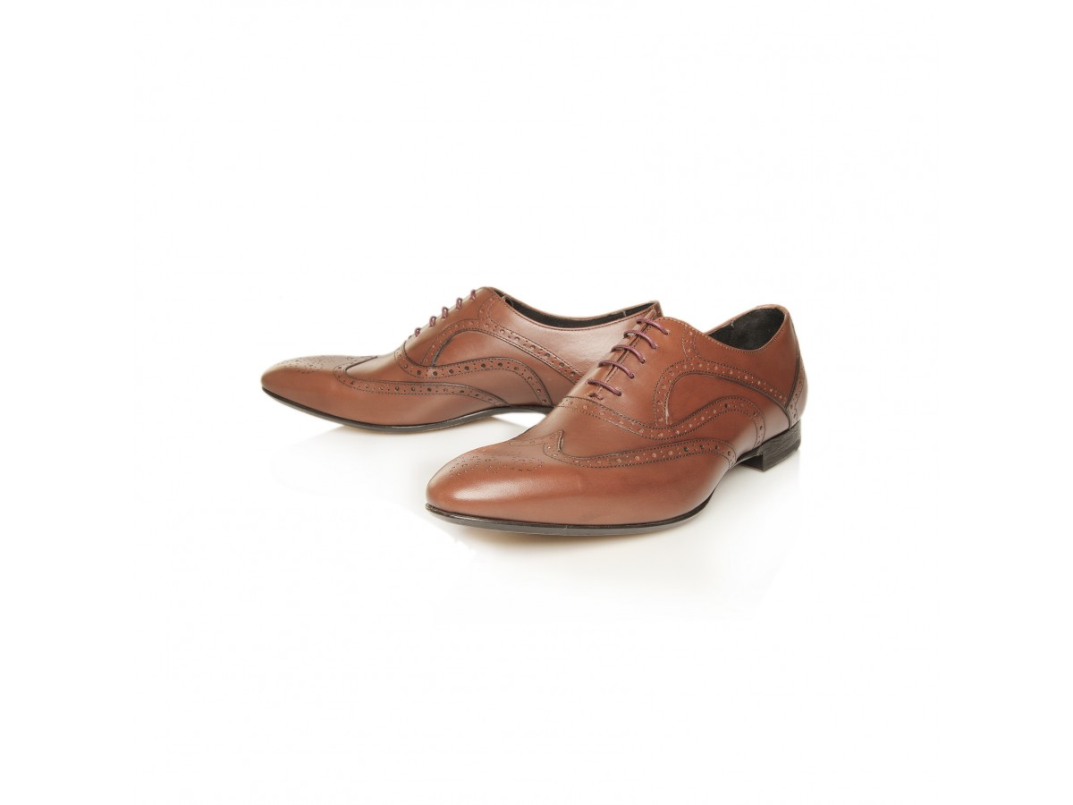 Paul Smith Dust Point W Cap in Tan (Brown) for Men