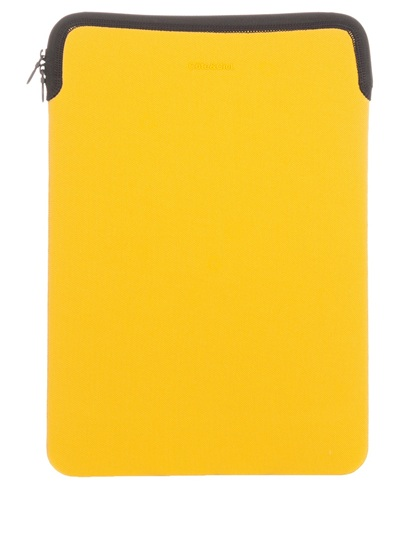 C te ciel sleeve for macbook air 13 in yellow for men lyst for Housse macbook air 13 paul smith