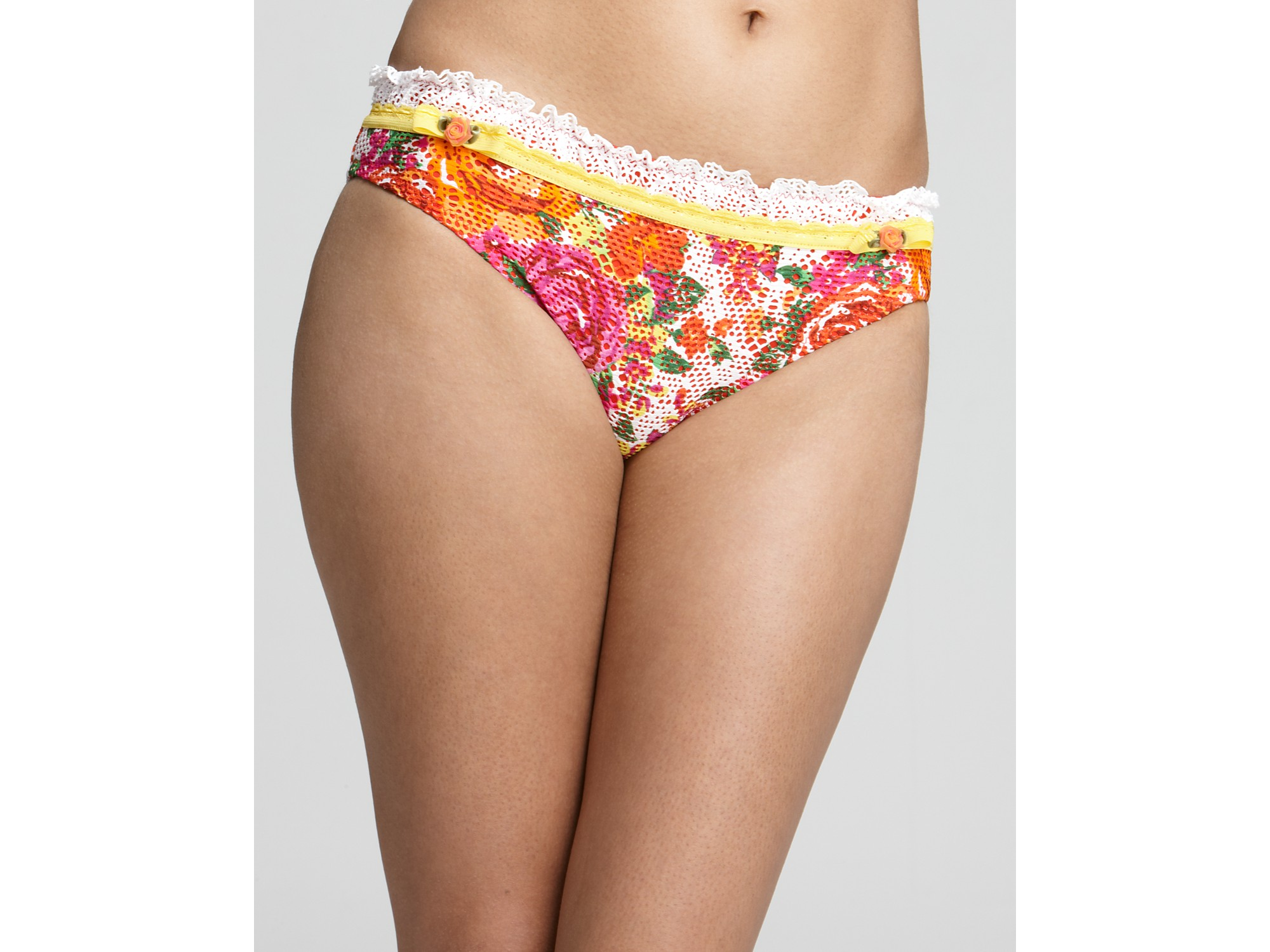 Johnson Cheeky Peeky Bikini Bottoms