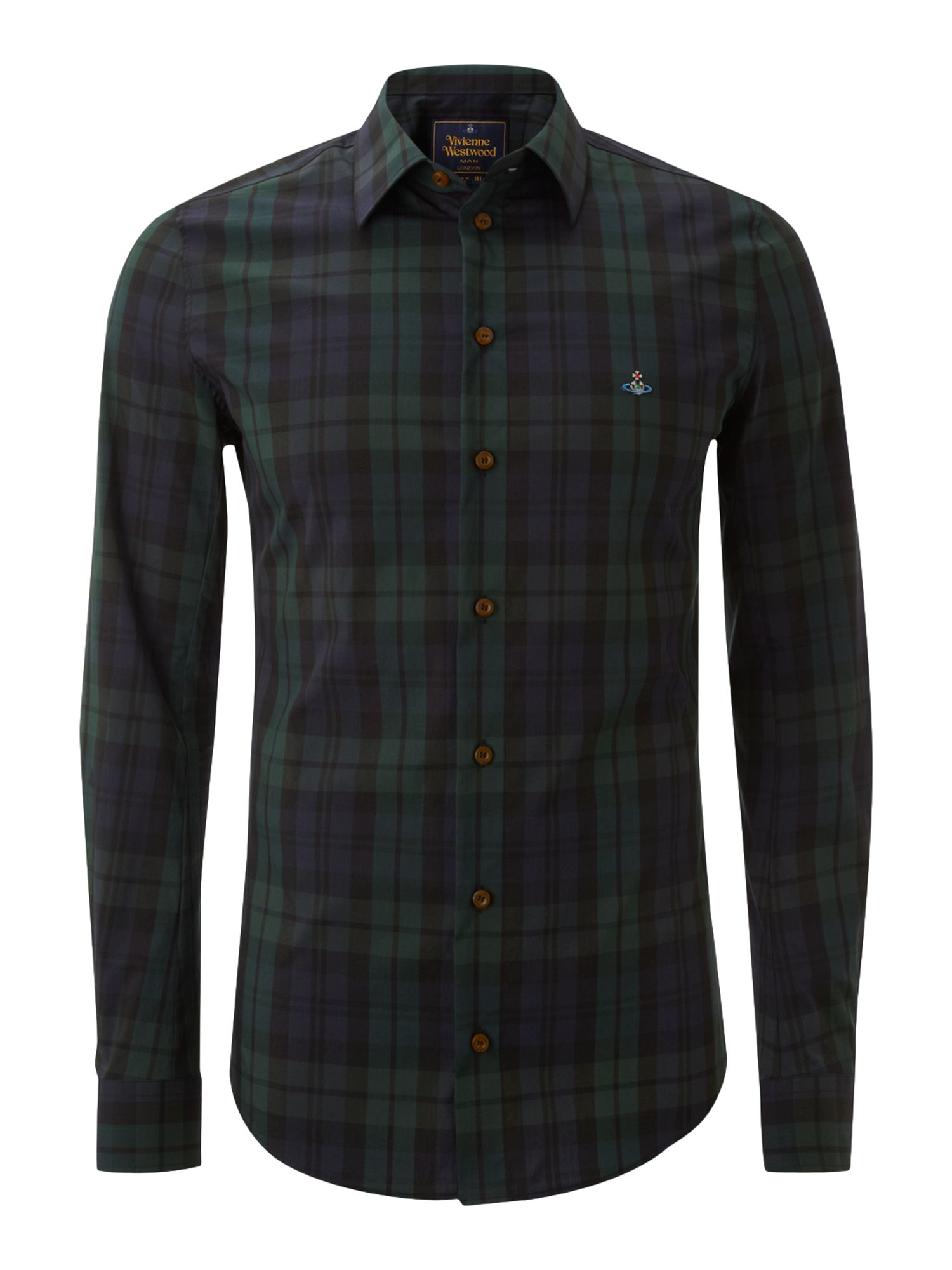 Green Tartan Shirt Mens | Is Shirt