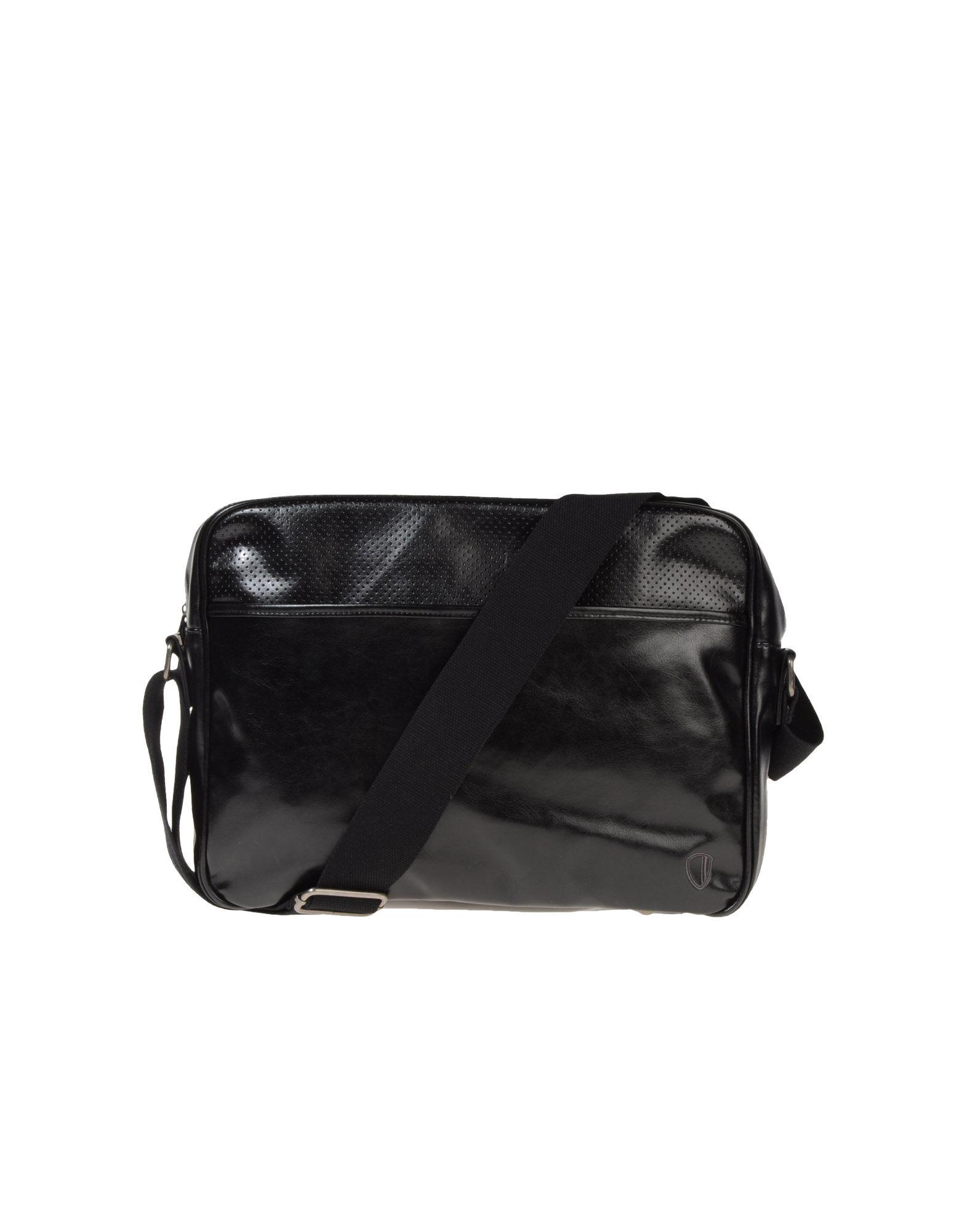 Ben Sherman Medium Fabric Bag in Black for Men - Lyst 0f343a1f31673