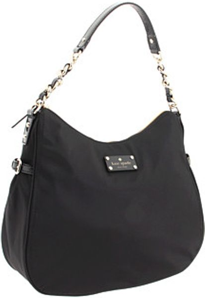 Kate Spade Nylon Finley in Black (b)