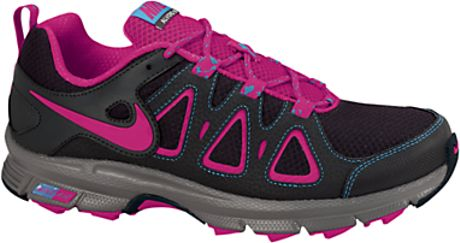 Nike Nike Air Alvord 10 Womens Trail Running Shoes Anthraciteberry in