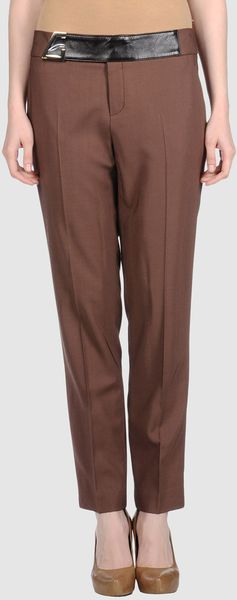 Gucci Casual Pants in Brown