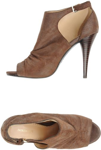 Patrizia Pepe Highheeled Sandals - Lyst